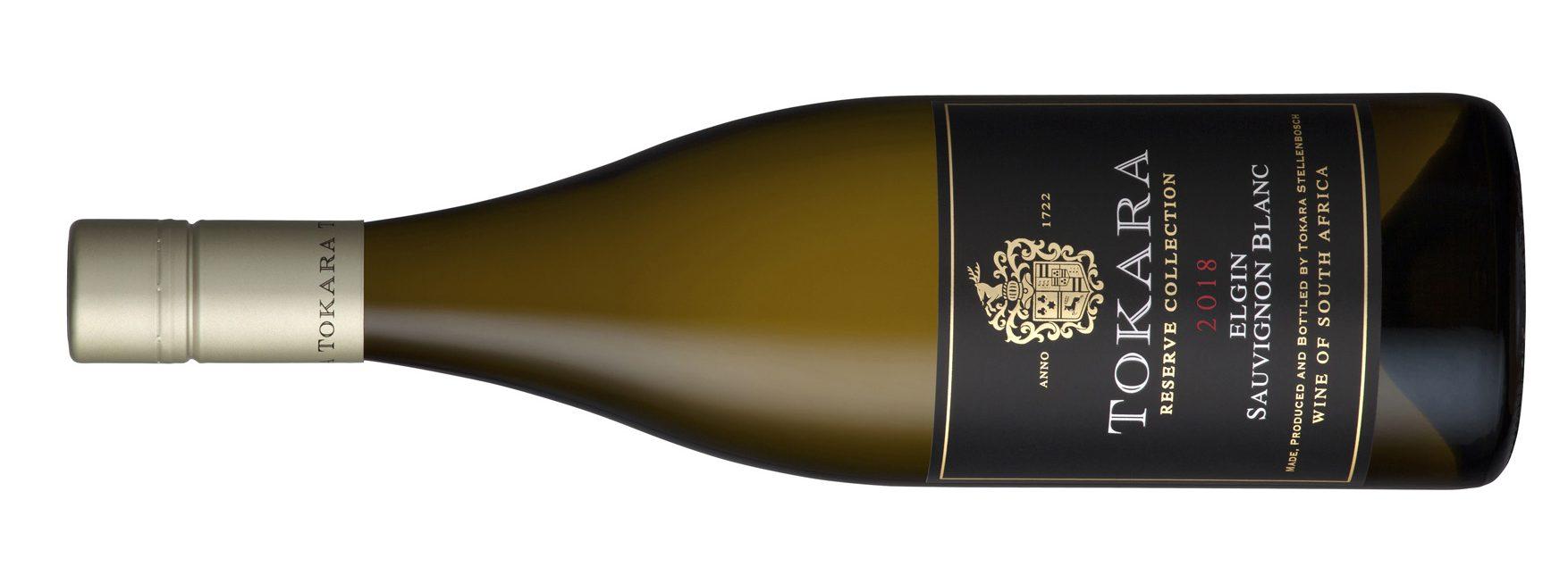 Tokara Reserve Collection Elgin Sauvignon Blanc 2018 LR e1541130140644 New TOKARA winemaker has his sights on Sauvignon Blanc