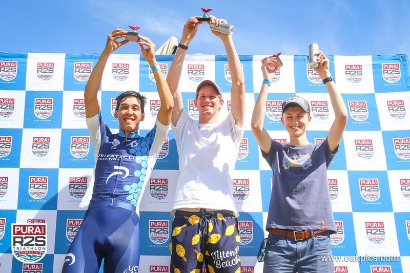 Matt Trautman Wins Back 2 Back Pura Soda Race2stanford photo