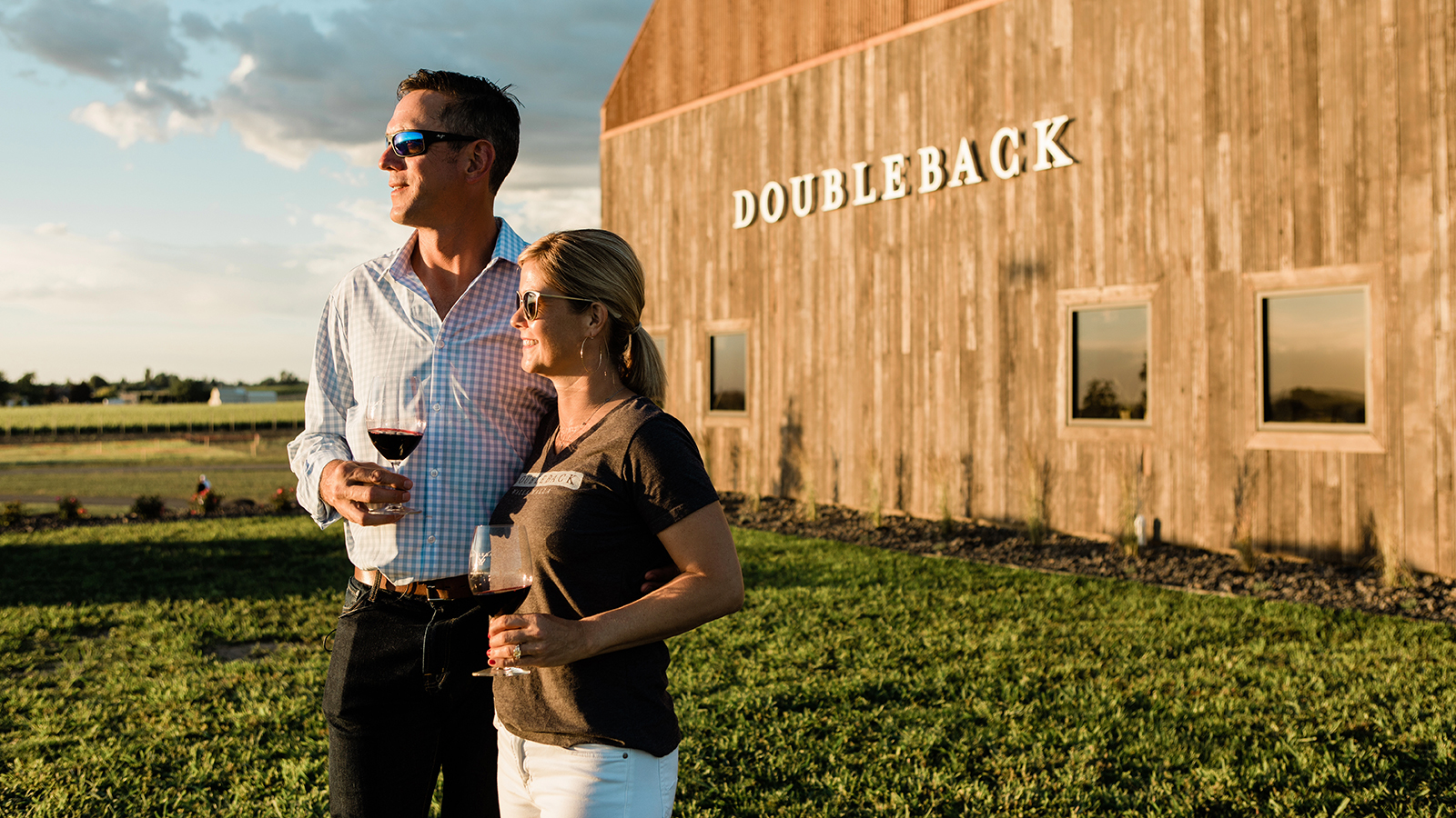 Unfiltered: In The Red Zone: Drew Bledsoe Builds New Walla Walla Winery photo