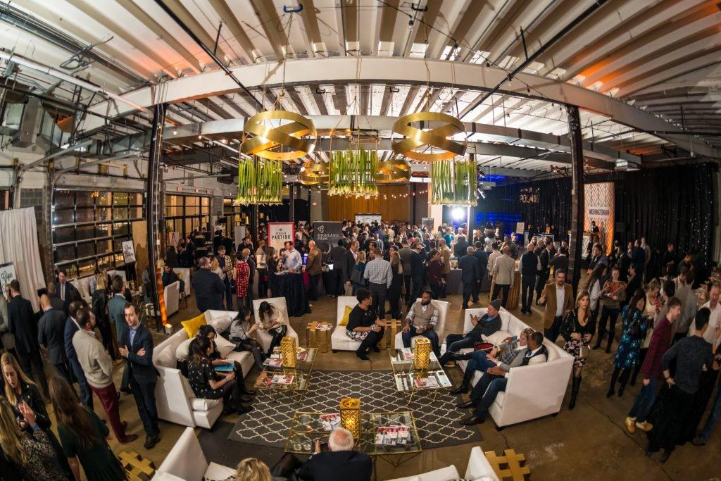 Photos From Washingtonian's 2018 Whiskey & Fine Spirits Festival photo