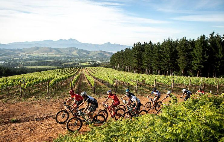 Wines2whales Shiraz Photos: View The Race In Visuals photo
