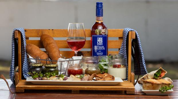 Summer Picnics In The Winelands At Allée Bleue photo