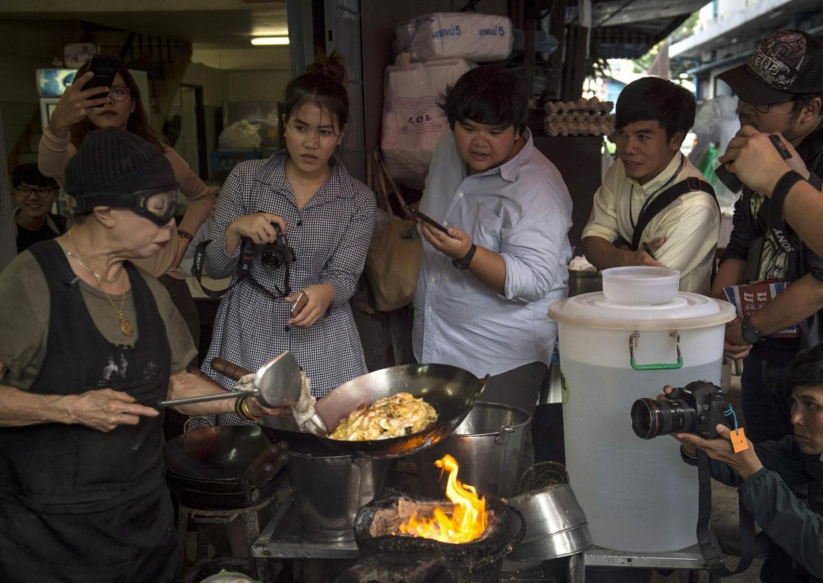 Michelin Announces Best Eateries In Bangkok: Street Hawker Jay Fai Retains Star, photo