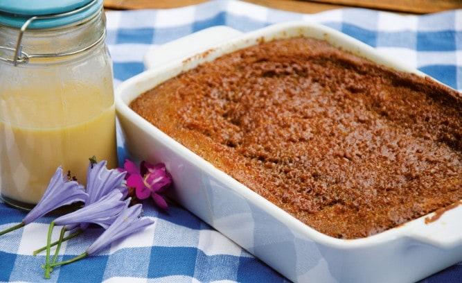 Amarula Malva Pudding Recipe photo