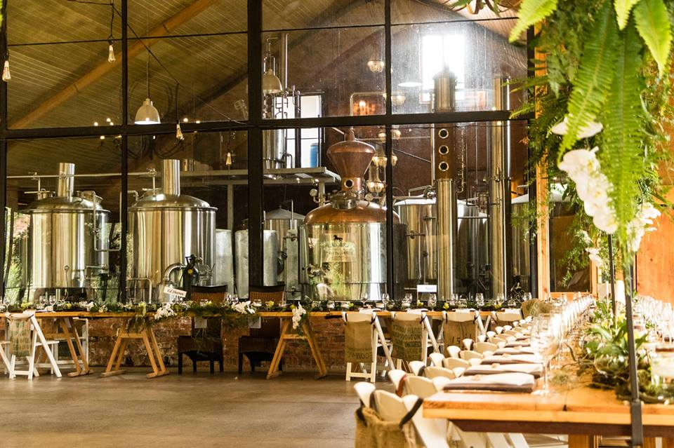 black horse inside 5 Most Beautiful South African Distilleries