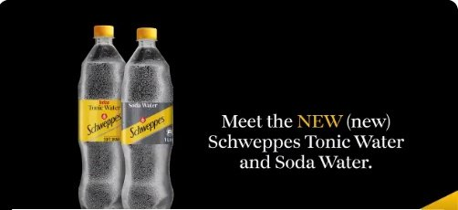 Schweppes Changes Its Labels In South Africa After Complaints They Were Too Confusing photo
