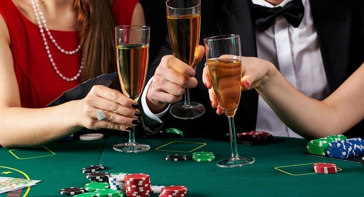 Choosing the Right Wine For Casino Night At Home photo