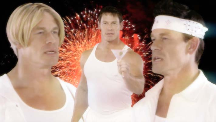 John Cena?s New Commercial For Skyy Vodka Is  Pretty Weird (video) photo