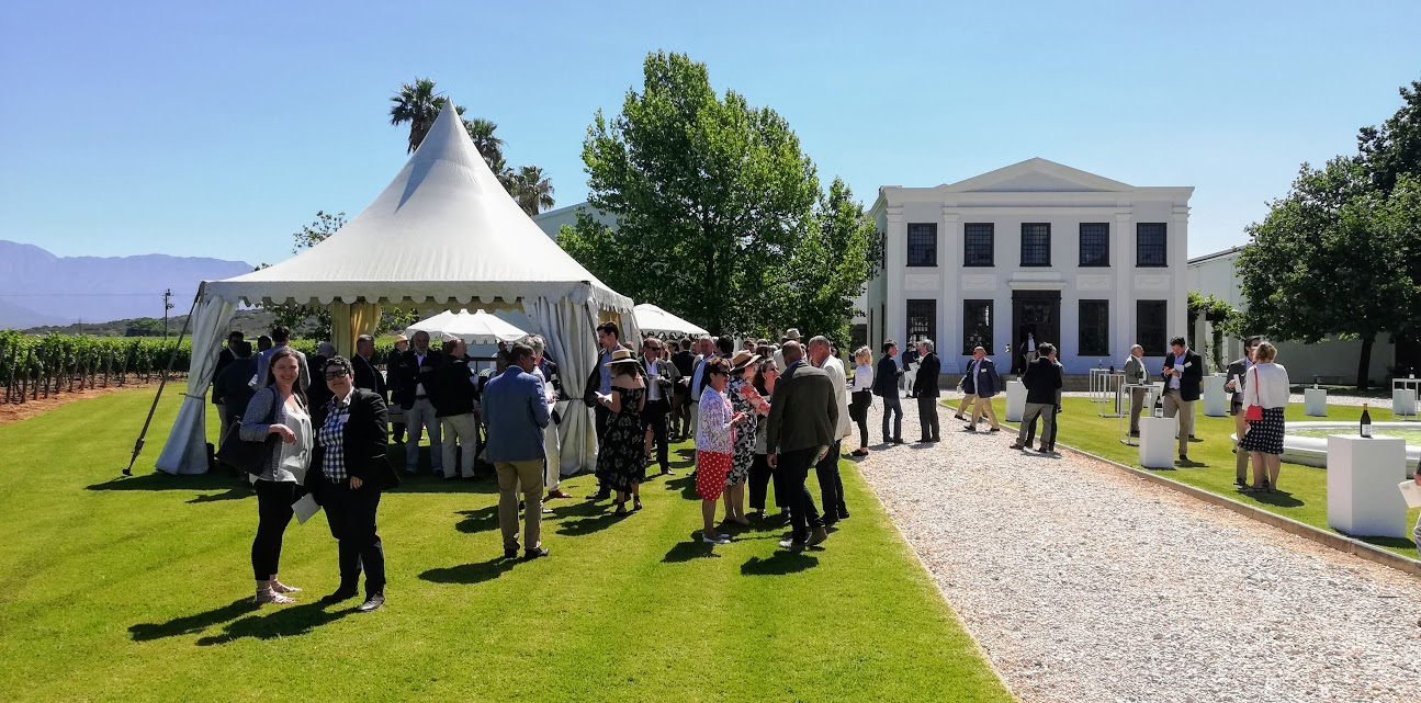 De Wetshof Celebrates The Chardonnay Icons Of South Africa photo