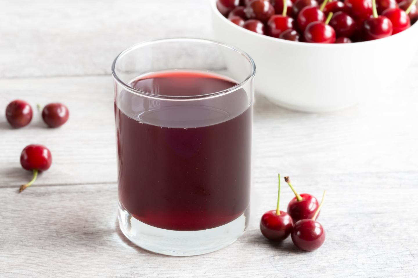 cherry What to drink to reduce divorce pain?
