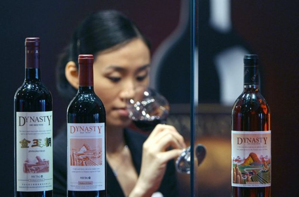 China Unveils Its Own Wine Rating System photo