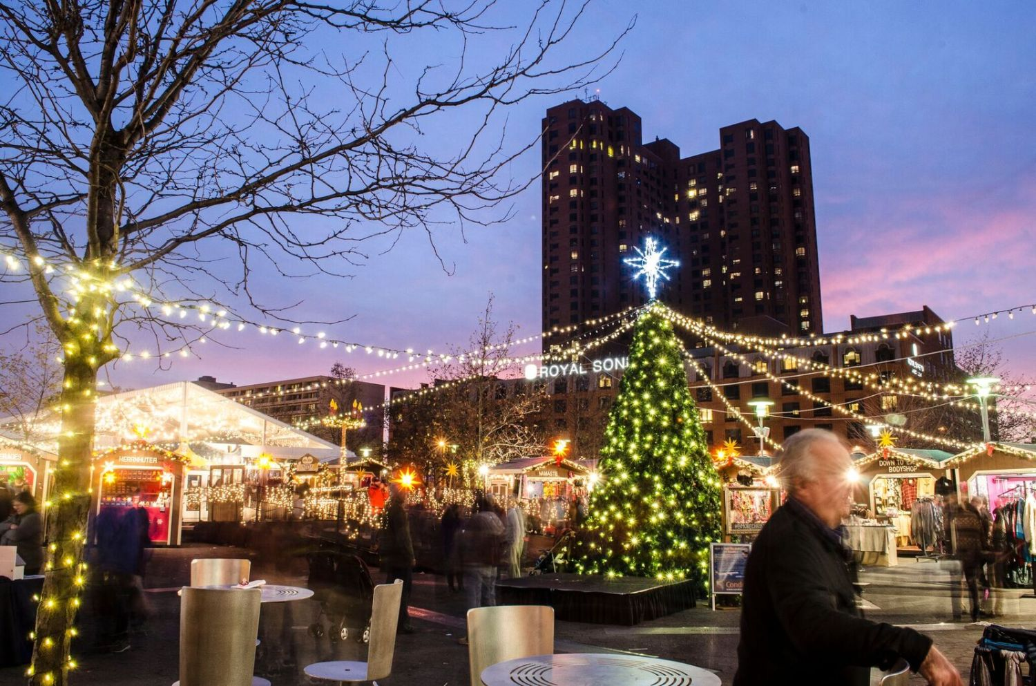 Baltimore's Christmas Village Announces 2018 Holiday Seasonschedule photo