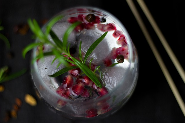 Tricks For Mixing Up Your Gin Game photo