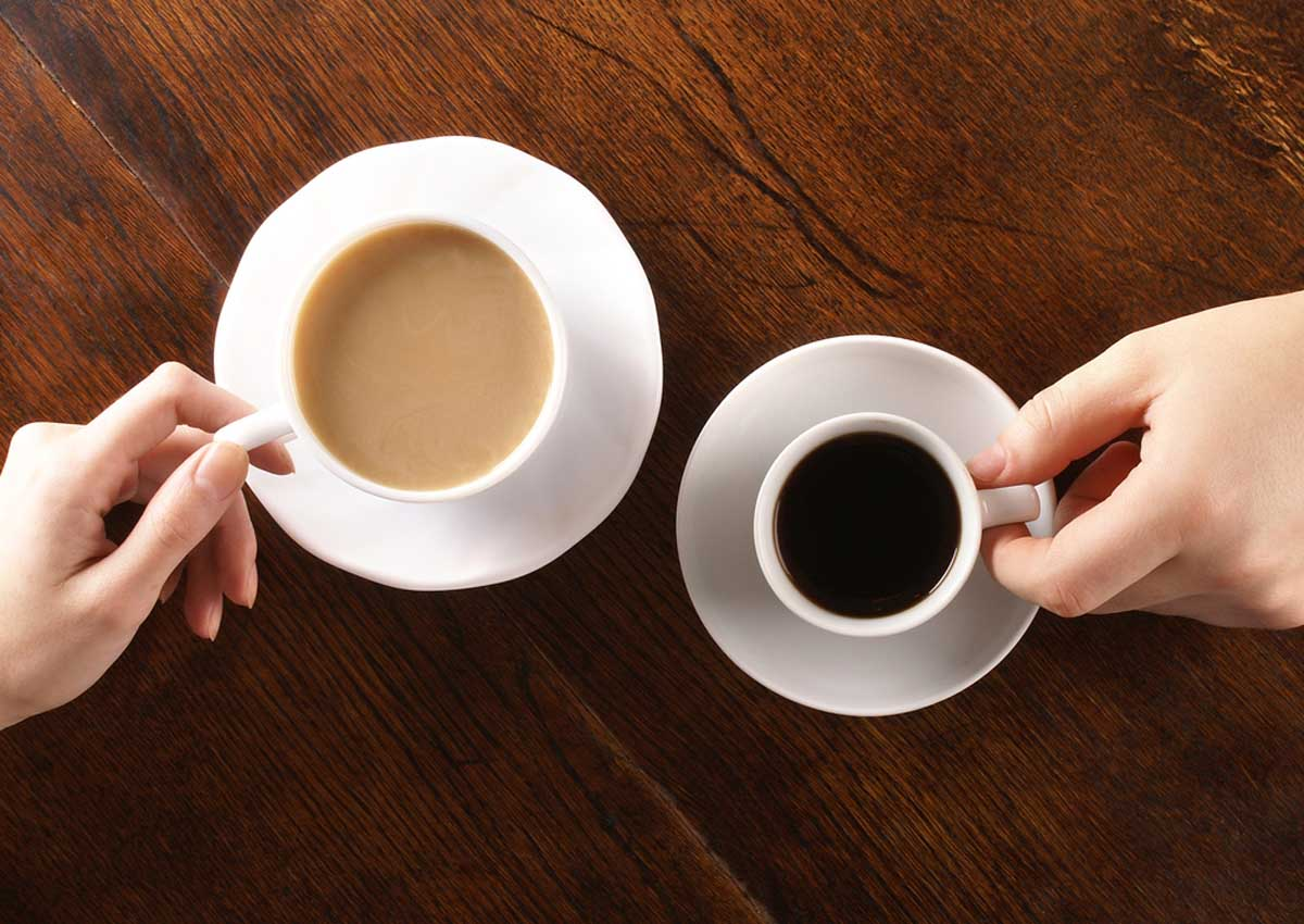Tea Or Coffee? The Answer Might Be Genetic, photo