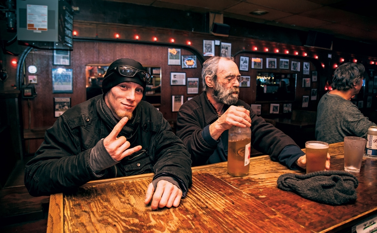 How to Get Along with the Regulars at a Dive Bar photo