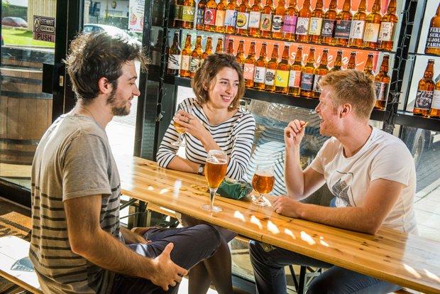 Edinburgh Craft Beer Experience: Meeting The People Behind The Casks photo
