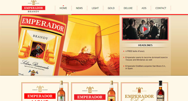 Emperador Nets P5.2b As Sales Spike Abroad photo