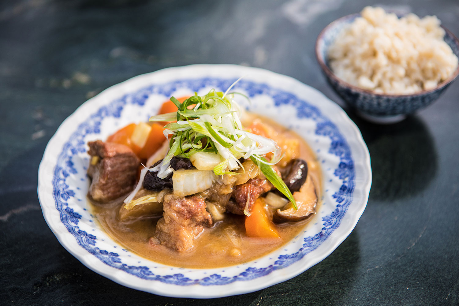 Japanese Pork Stew photo