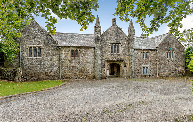 A Beautiful Grade I-listed Manor Pre-dating The Domesday Book, With 207 Acres And A Party Barn photo