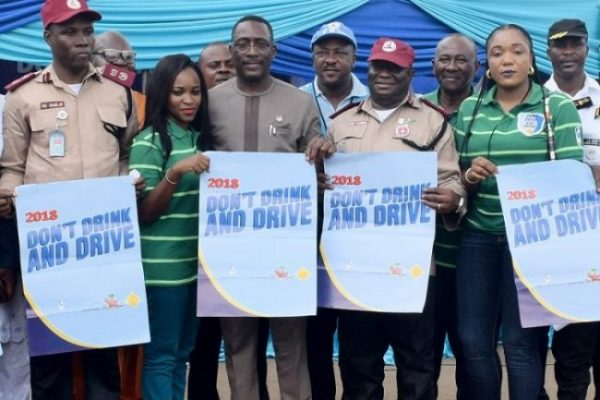 Nigerian Breweries, Frsc Hold Mega Rally On ?don?t Drink And Drive? Campaign In Lagos photo