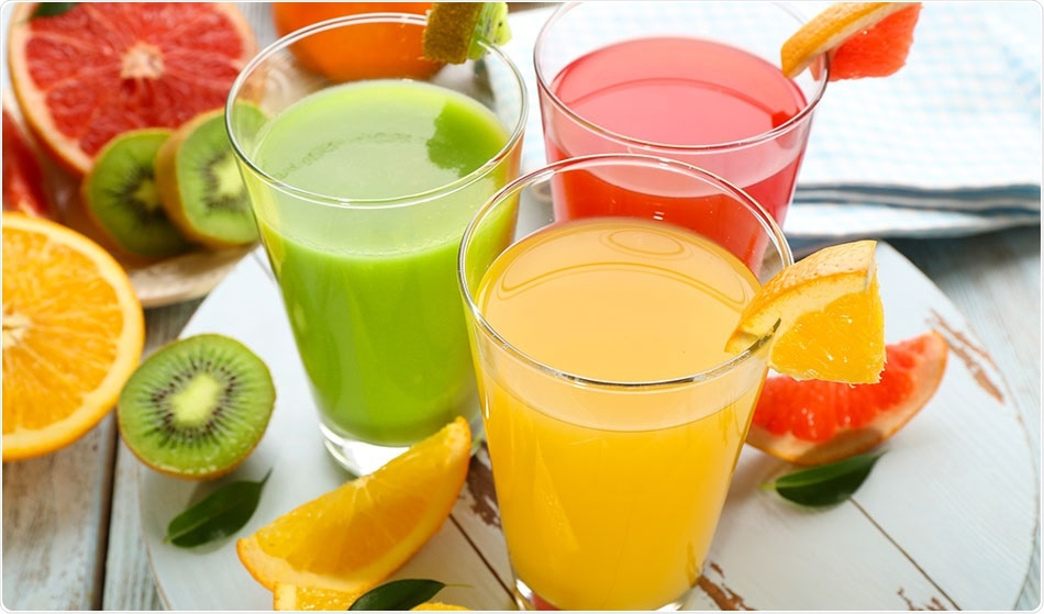 The 3 Healthiest Fruit Juices To Drink photo
