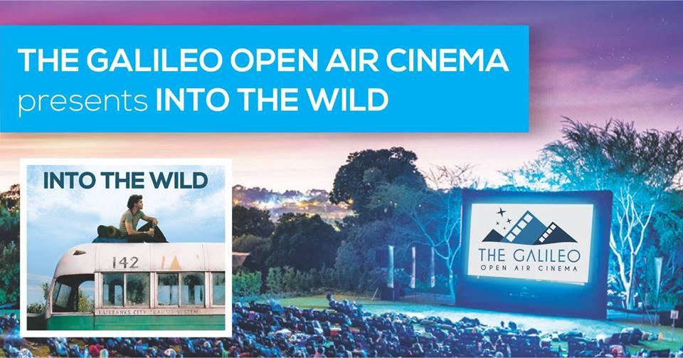 The Galileo Open Air Cinema presents 'Into The Wild' at Stellenbosch Vineyards photo