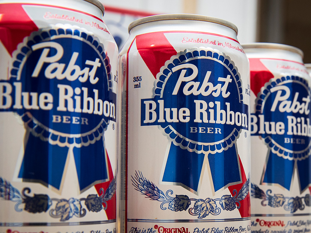 Undergrads And Hipsters Rejoice: Pabst Blue Ribbon Escapes Imminent Demise photo