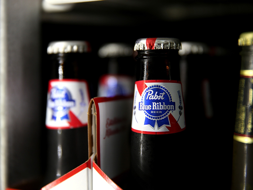 Hipster's Lament: Does A Beer Battle Spell The End For Pabst Blue Ribbon? photo