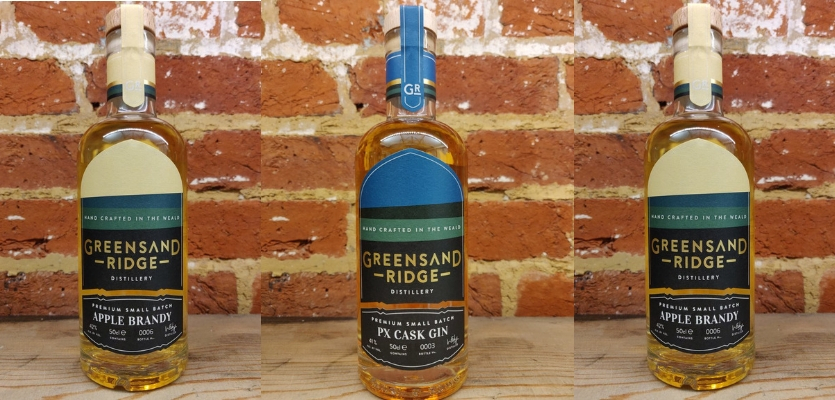Greensand Ridge Distillery Unveils Apple Brandy And Px Gin With Sustainable Vision photo