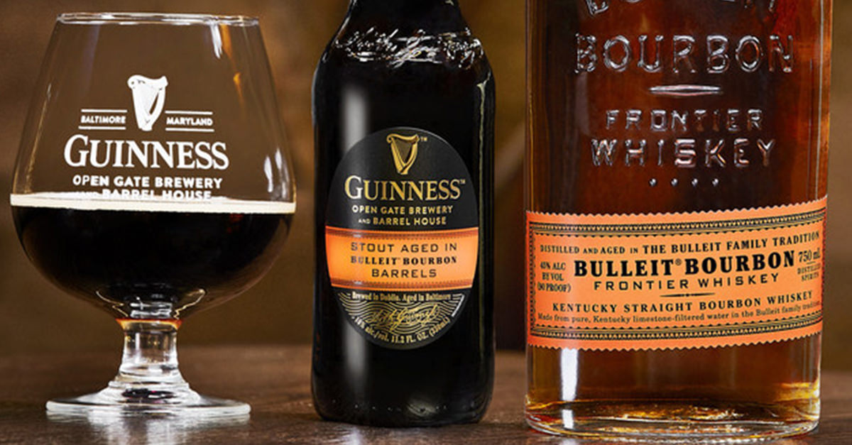 Guinness Releases Its First-ever Barrel-aged Stout photo