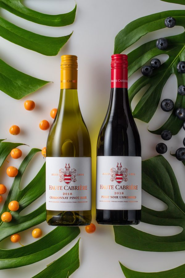 Haute Cabrière Unveils A New Look In Time For The Festive Season photo