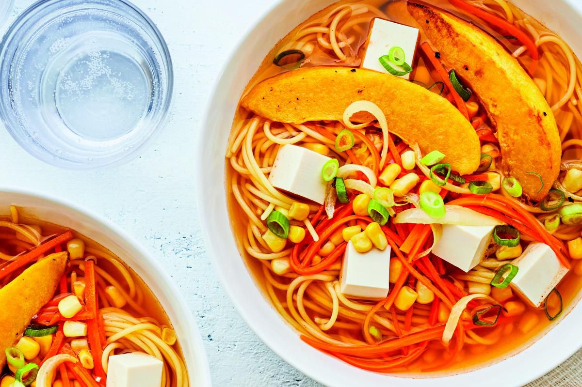 Serve This Tasty Squash-filled Soup At Your Next Autumn Get Together photo