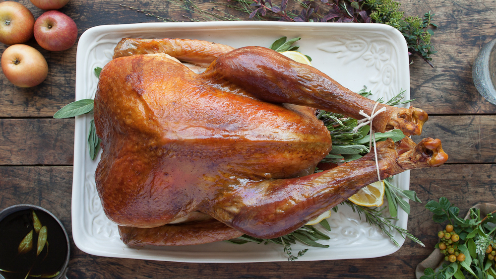 The Turkey And Wines To Grace Your Table This Thanksgiving photo