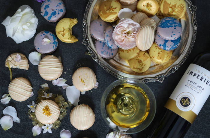 Idiom Launches Exciting New Wine & Macaron Tasting Experience photo