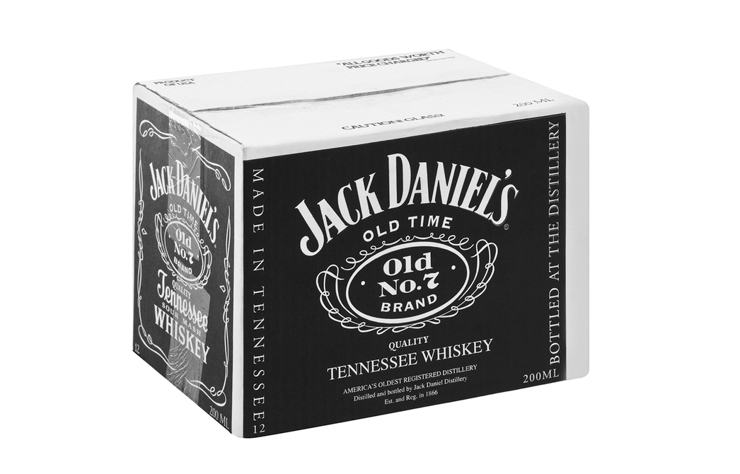 Two Men Cart Off $3,000 Of Jack Daniels From Safeway photo