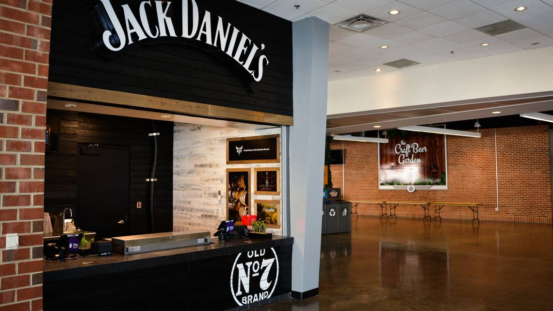Charlotte Hornets Sign A New Whiskey Sponsor That's Added A Bar In The Spectrum Center photo