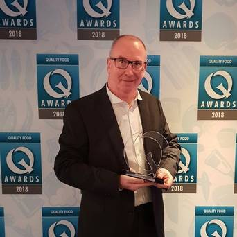 Co Down's Jawbox Named Best Gin At Quality Food And Drink Awards photo