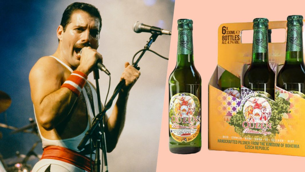 Queen's 'bohemian Rhapsody' Vegan Lager Is Kind Of Magic photo
