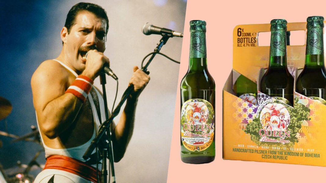 Queen's 'bohemian Rhapsody' Vegan Lager Is Kind Of Magic photo