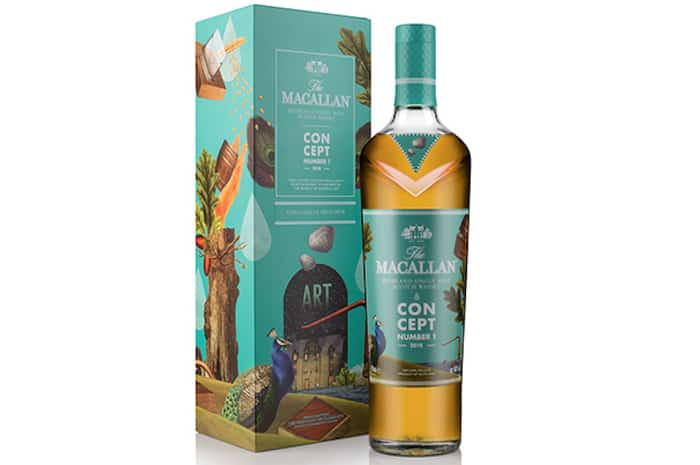 The Macallan Debuts A New Travel Retail Scotch Line Up photo