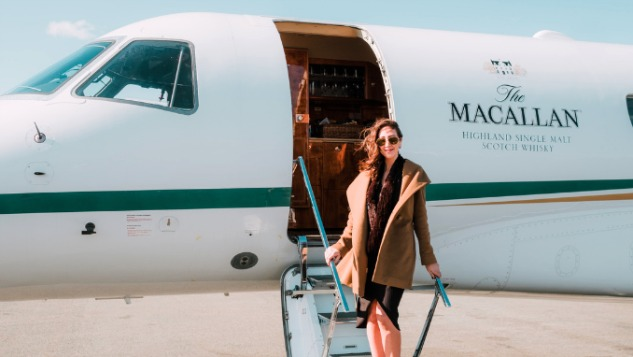 The Macallan Is Getting Into The Luxury Travel Business photo
