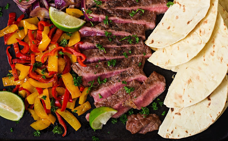 Mexican Citrus and Tequila Steak photo