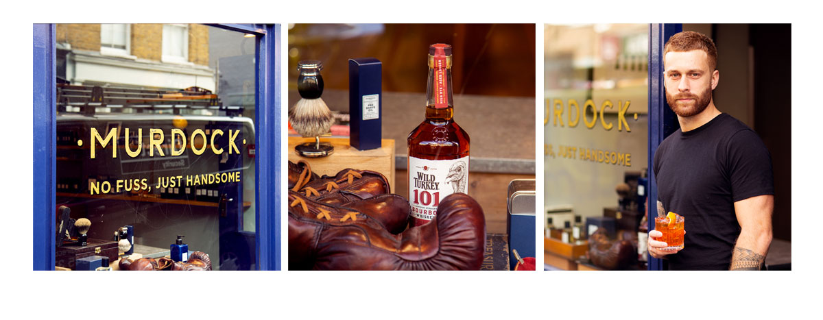 Murdock London & Wild Turkey Launch Male Grooming & Mixing Masterclasses photo
