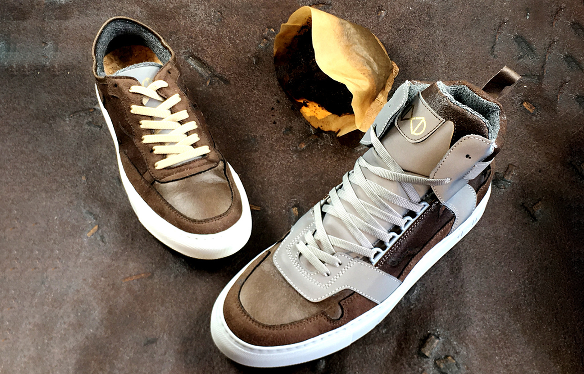 These $400 Vegan Shoes Are Made Of Coffee photo