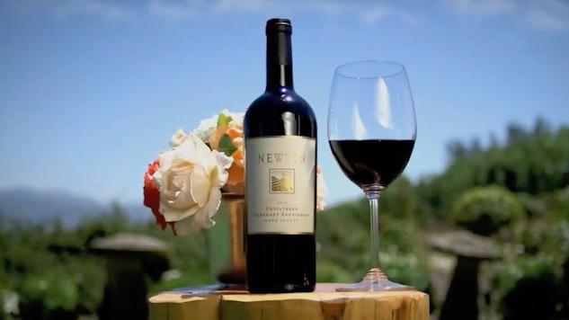 Gift-worthy Wines: Newton Cabernet photo