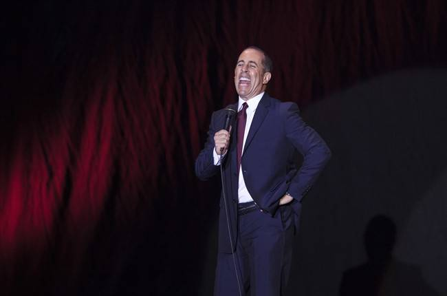 Serenity Now: Jerry Seinfeld Coming To Budweiser Gardens In April photo
