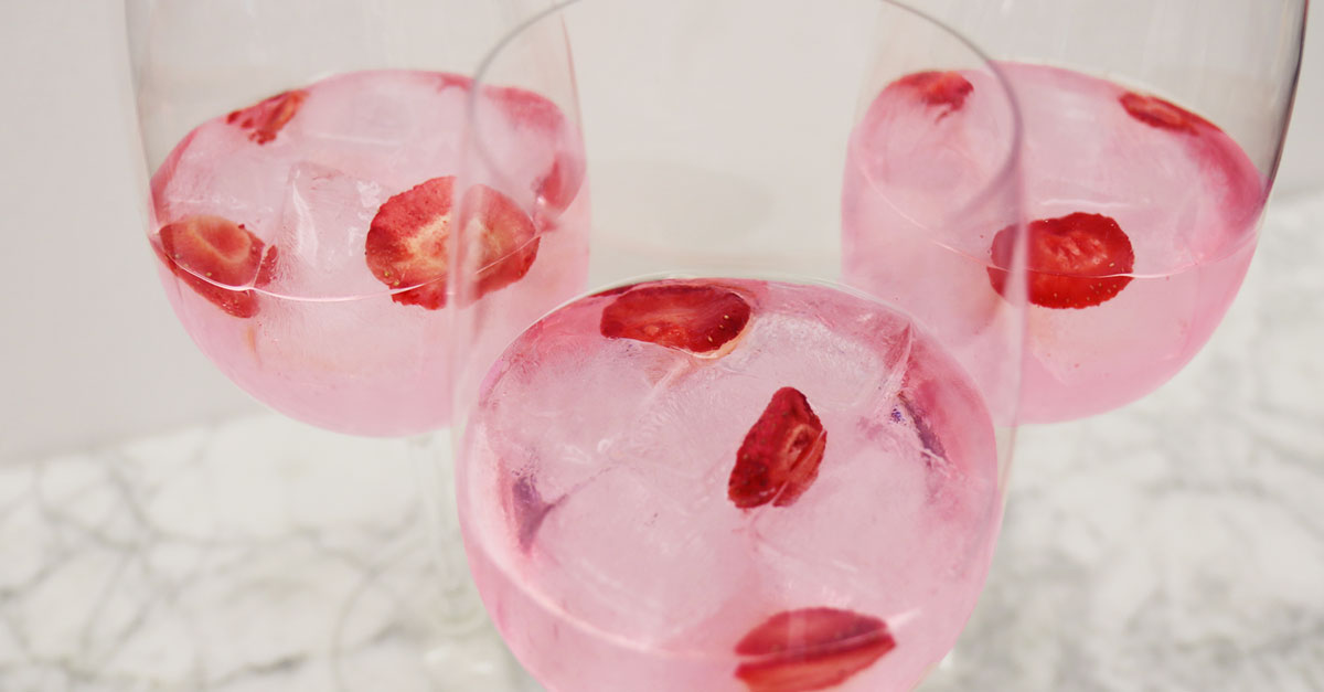 Pink Gin Is Millennial Marketing At Its Best Or Worst (you Decide) photo