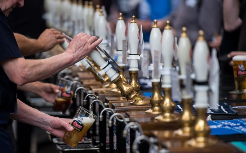 Brewer Greene King's Long-serving Boss Decides To Call It A Day photo