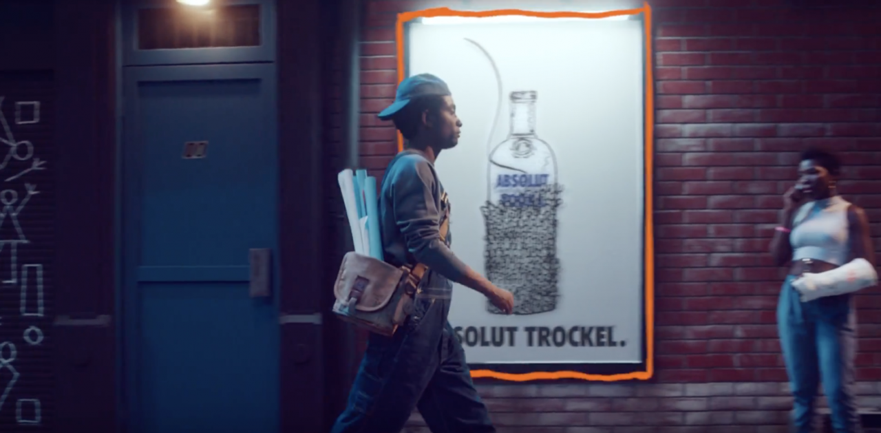Absolut Challenges Artists To Create Next Look For Vodka Brand photo