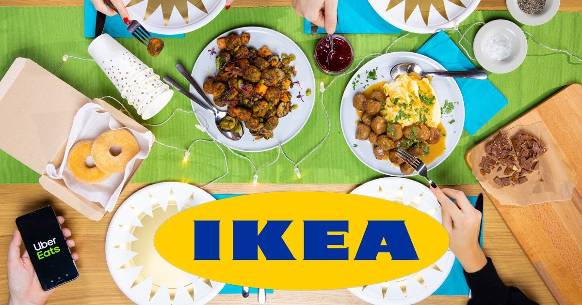 Ikea Meatballs Are Available On Uber Eats Now, Hurrah photo